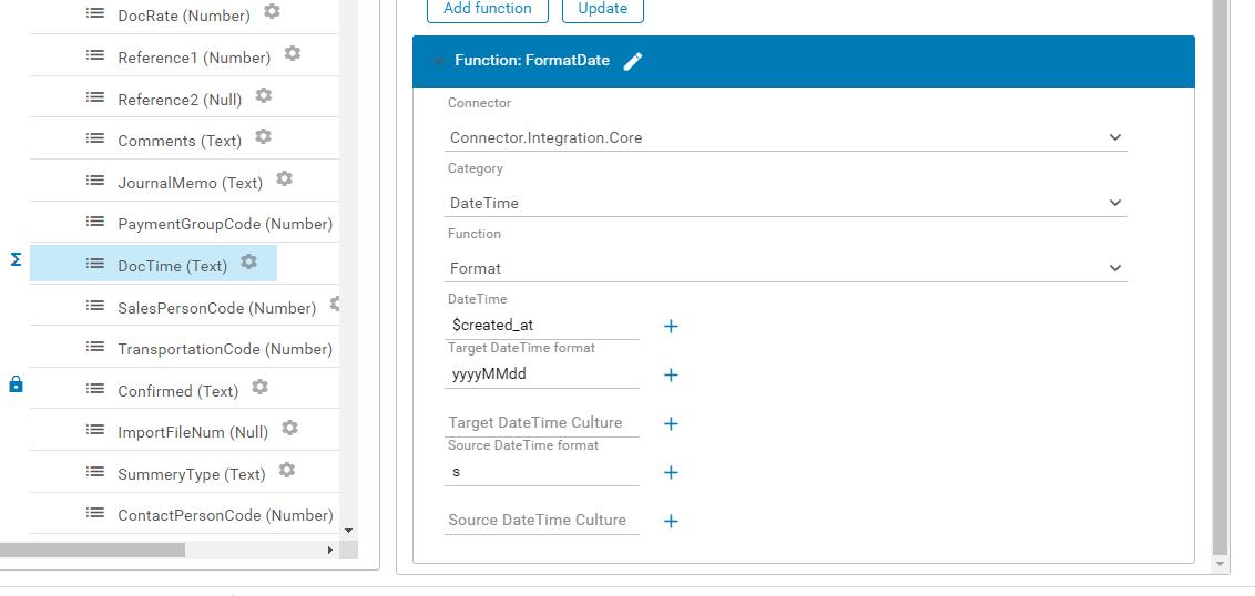 FormatDateTime Action Details 3
